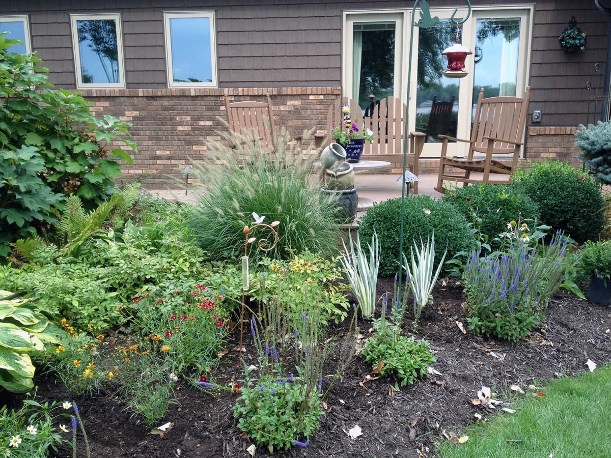 Carl and Rita's Garden 1